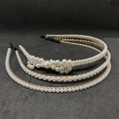 "Pearl Headband- Hair Accessories """"Zara, Gina, Katia"""""