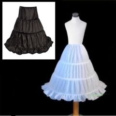 Girls - Child's 3 Hoop Underskirt - Petticoat