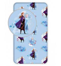 Disney Frozen Single Fitted Sheet