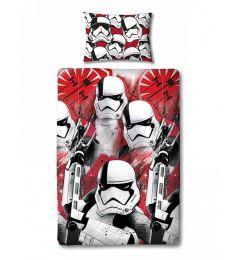 Star Wars Episode VIII Trooper Single Duvet Cover Set