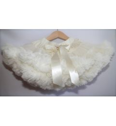 Gorgeous Party, Wedding Tutu Pettiskirt in IVORY