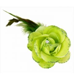 Flower, Rose, Hair Flower, Broach, Clip