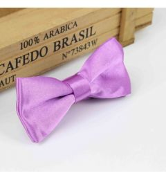 "Boys Lilac Satin Bow Tie ""Dimi"""