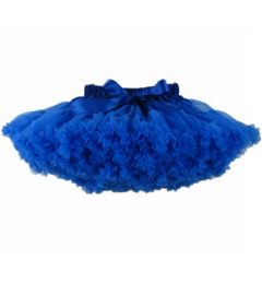 Gorgeous Party, Wedding Tutu Pettiskirt in ROYAL BLUE