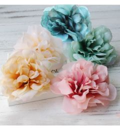 "Pretty Handmade Hair Flower Clip ""Imogen"""
