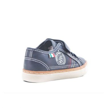 """Boys Smart - Casual Navy Blue Sneaker Shoes """"Gregory"""""""