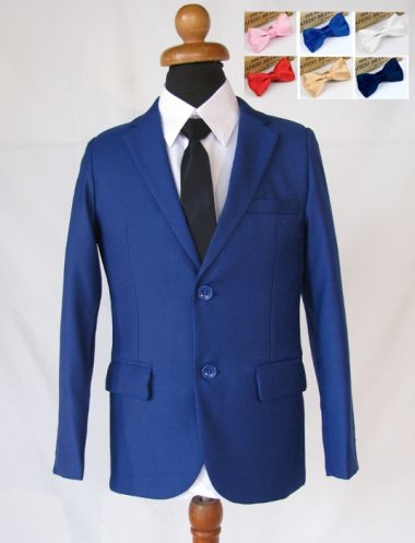 "Boys 5 piece suit in Royal Blue age 1-16 years ""Oliver"""